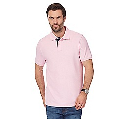 Maine New England - Pink polo shirt