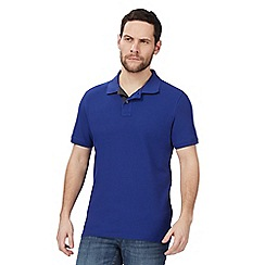 Maine New England - Big and tall dark blue polo shirt