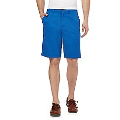 Maine New England - Dark blue chino shorts