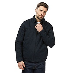 Maine New England - Big and tall navy 'harry' jacket