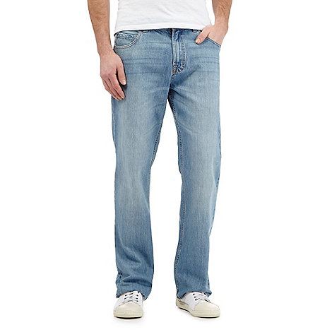 Maine New England - Light blue regular leg jeans
