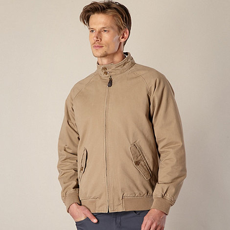 Maine New England - Taupe Harrington jacket