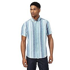 Maine New England - Big and tall multi-coloured short sleeve shirt