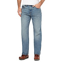 Maine New England - Blue light wash jeans