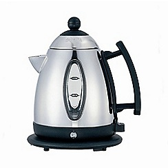 Dualit - Silver jug kettle