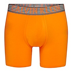 Calvin Klein - Orange low rise trunks