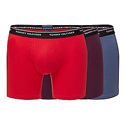 Tommy Hilfiger - Pack of three assorted boxer briefs