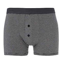 J by Jasper Conran - Designer blue fine striped boxers