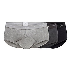 Jockey - Big and tall pack of three classic briefs