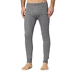 Maine New England - Grey thermal long john
