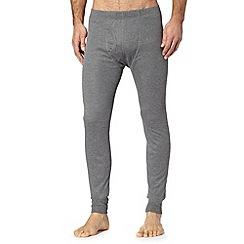 Maine New England - Grey thermal long john