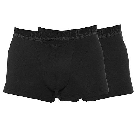 HOM - Pack of two black HO1 orignal maxi trunks