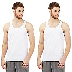 Calvin Klein Underwear - Pack of two CK one tank tops