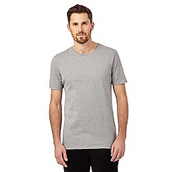 The Collection - Pack of two grey cotton t-shirts