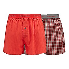 Calvin Klein - Pack of two slim fit boxers