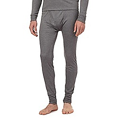 Maine New England - Grey long thermal leggings