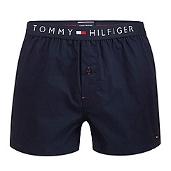 Tommy Hilfiger - White woven boxers