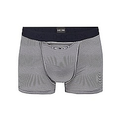 HOM - Navy striped boxer briefs