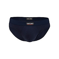 HOM - Blue tanga mini briefs