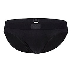 HOM - Black tanga mini briefs