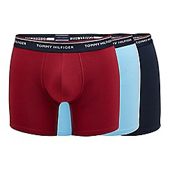Tommy Hilfiger - Pack of three assorted boxers