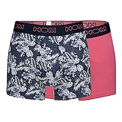 HOM - Pack of two assorted printed boxer briefs