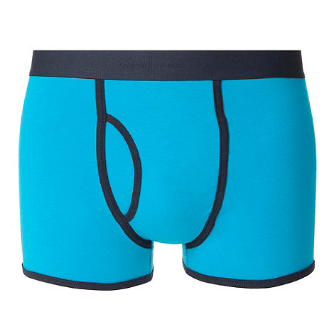 J by Jasper Conran - Designer bright turquoise trunks
