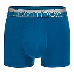Calvin Klein - Dark turquoise trunks