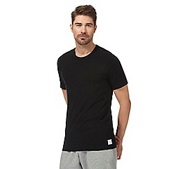 Calvin Klein - Pack of two black 'ID' t-shirts