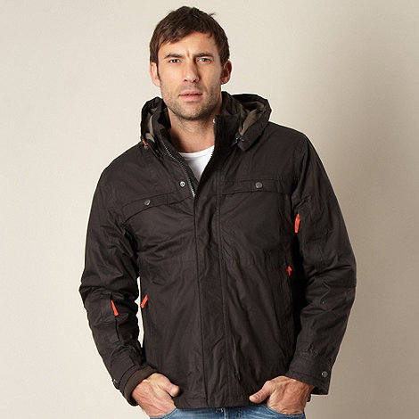 Mantaray - Brown 3 in 1 Performance Jacket