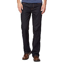 Mantaray - Dark blue straight leg jeans