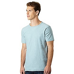 Mantaray - Light blue crew neck t-shirt