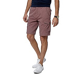 Maine New England - Big and tall light pink cargo shorts