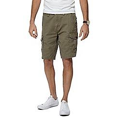Maine New England - Khaki cargo shorts