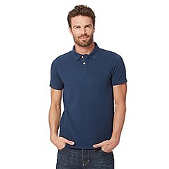 Mantaray - Navy polo shirt