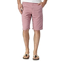 Mantaray - Pink chino shorts