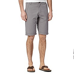 Mantaray - Grey chino shorts