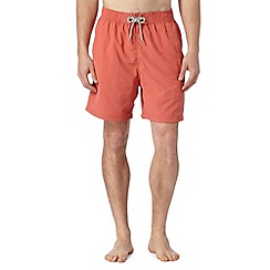 Mantaray - Dark peach swim shorts