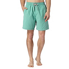Mantaray - Light green swim shorts