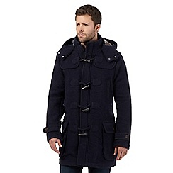Mantaray - Navy duffle coat