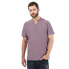 Mantaray - Purple branded tag t-shirt