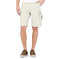 Mantaray - Natural cargo shorts