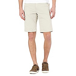 Mantaray - Natural chino shorts