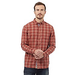 Mantaray - Red checked shirt
