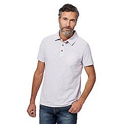 Mantaray - Lilac polo shirt