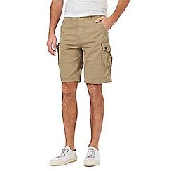 Mantaray - Taupe cargo shorts