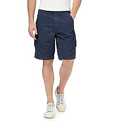 Mantaray - Blue core cargo shorts