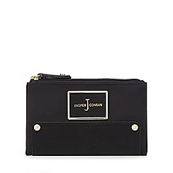 J by Jasper Conran - Black fold over purse