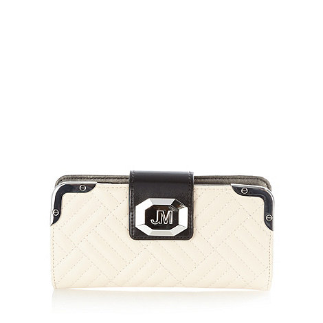 Star by Julien Macdonald - Designer cream quilted ladies purse