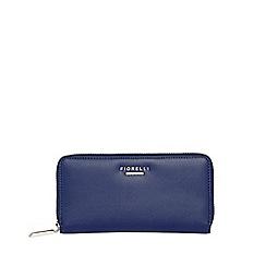 Fiorelli - Blue city ziparound purse